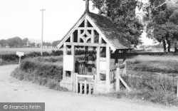 St Lawrence Bay, The Lychgate, St Lawrence Church c.1965