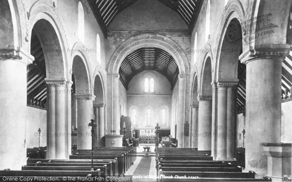 Photo of St Margaret's At Cliffe, Church Of St Margaret Of Antioch 1898