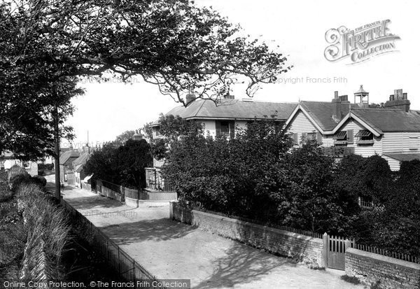 Photo of St Margaret's At Cliffe, Cliffe Hotel 1903