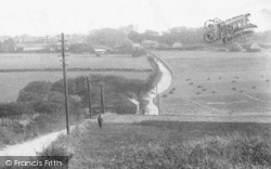 General View 1903, St Margaret's At Cliffe