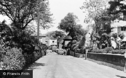 High Street c.1955, St Margaret's At Cliffe