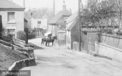 The Carriers Arms 1898, St Margaret's At Cliffe