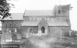The Church c.1900, St Margaret's At Cliffe