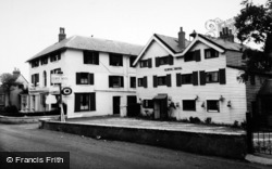 The Cliffe Hotel c.1960, St Margaret's At Cliffe
