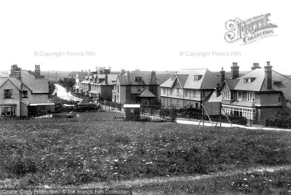 Photo of St Margaret's At Cliffe, The Droveway 1908