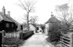 The Village 1898, St Margaret's At Cliffe