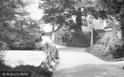 The Village c.1955, St Margaret's At Cliffe