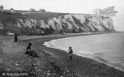 1892, St Margaret's Bay