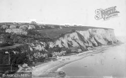 St Margaret's Bay, Looking East 1913