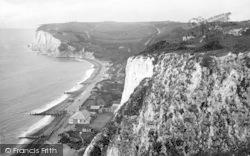 St Margaret's Bay, Looking West 1918