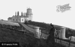 St Margaret's Bay, Low Light 1900