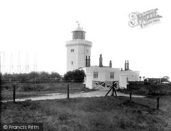 St Margaret's Bay, South Foreland Lighthouse 1924