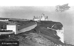 St Margaret's Bay, South Foreland Lowerlight 1898