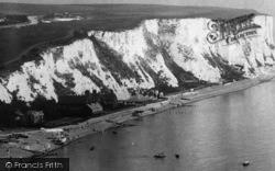 St Margaret's Bay, The Cliff 1899
