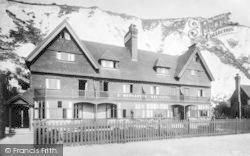 St Margaret's Bay, The Hotel 1898