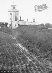 St Margaret's Bay, The Lighthouse c.1960