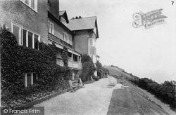 St Margaret's Bay, The Terrace, Granville Hotel c.1900