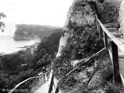 St Margaret's Bay, The Zigzag Path 1924