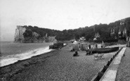 Example photo of St Margaret's Bay
