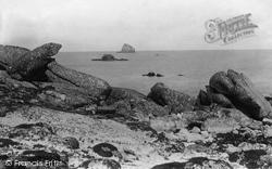 St Martin's, Hanjague Rock 1891