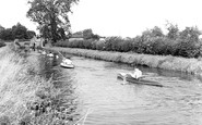 St Martins, the Canal c1958