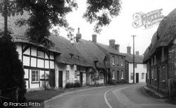The Village c.1955, St Mary Bourne
