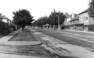 St Mary Cray, Poverest Road c1955