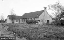 St Mary's Bay, All Saints Church c.1955
