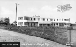 St Mary's Bay, Sunshine Home c.1955