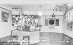 St Mary's Bay, The Bar, Bailiff's Sergeant Public House c.1955