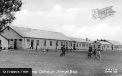 St Mary's Bay, The Holiday Camp c.1955