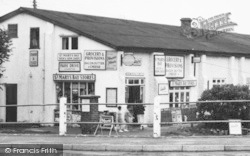 St Mary's Bay, The Stores c.1960