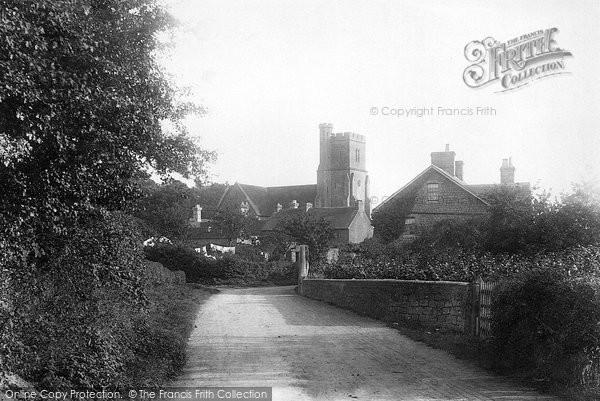 St Mary's Platt photo