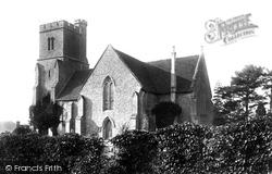 St Mary's Platt, St Mary's Church 1901