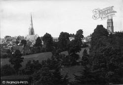 1889, St Marychurch