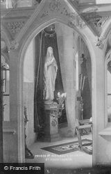Church Of Our Lady And St Denis, Interior 1889, St Marychurch