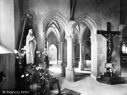 Church Of Our Lady And St Denis, Interior 1927, St Marychurch