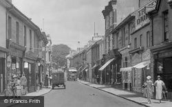 Fore Street 1925, St Marychurch