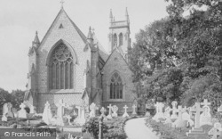 Parish Church 1894, St Marychurch