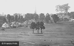 Petitor Golf Links 1927, St Marychurch