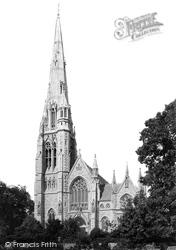 Roman Catholic Church 1889, St Marychurch