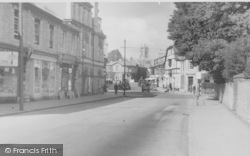 Town Centre c.1950, St Marychurch
