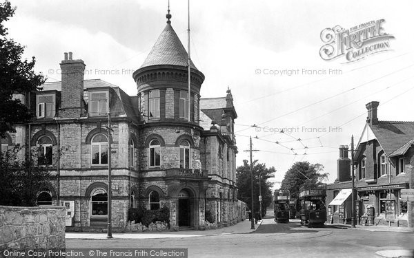 Photo of St Marychurch, Town Hall 1925