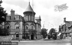 Town Hall 1925, St Marychurch