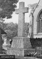 War Memorial 1927, St Marychurch