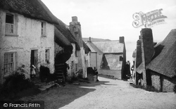 St Mawes, 1890