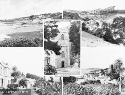 St Mawes, Composite c.1955