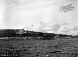 St Mawes, From Falmouth 1910