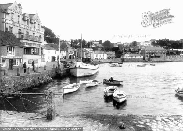 Photo of St Mawes, Harbour 1938