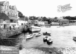 St Mawes, Harbour 1938